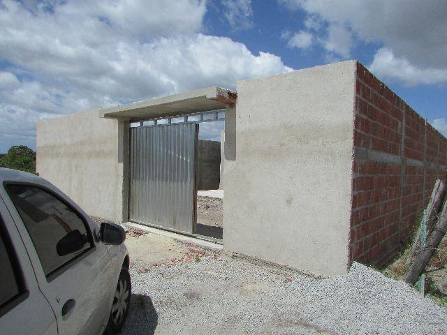 Terreno 10 x 60m com casa em Horizonte - Oportunidade Única