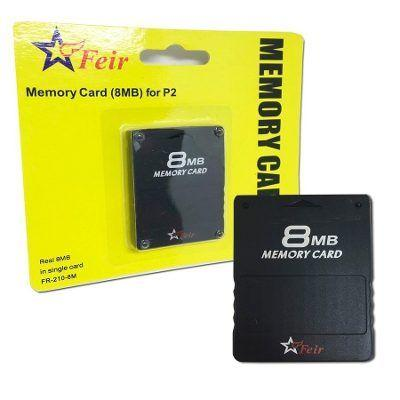 Memory Card Ps2 8 Mb Knup