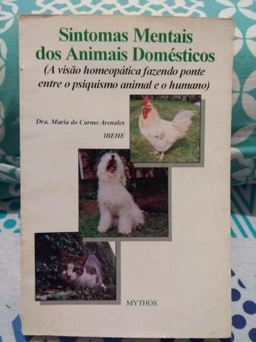 Livros de veterinária