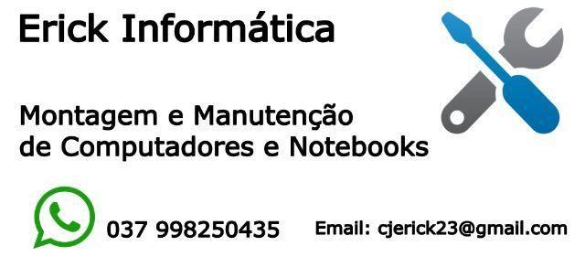 Formatação de PCs e Notebooks