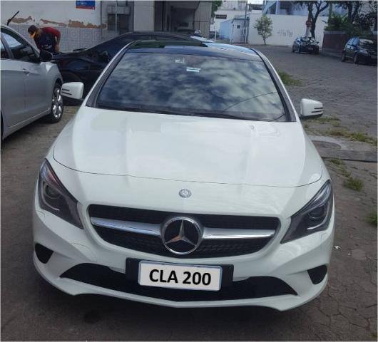 Mercedes-benz Cla-200 First Edition