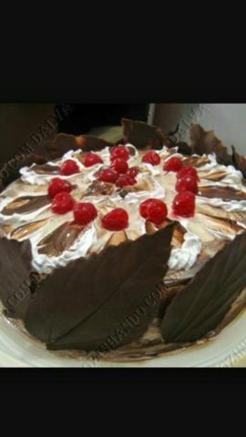 Vendo bolo de pote