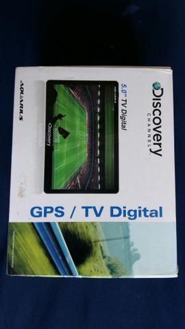 GPS/Tv Digital Aquarius