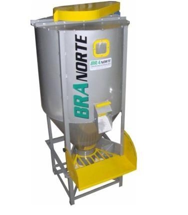 Misturador Ração, Silo Misturador 600 litros