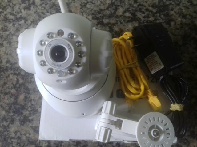 Vendo câmera ip