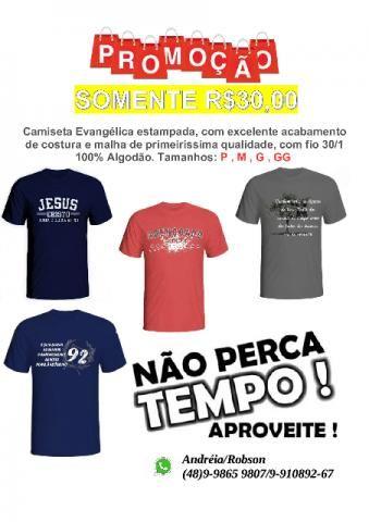 Camisetas Cristã