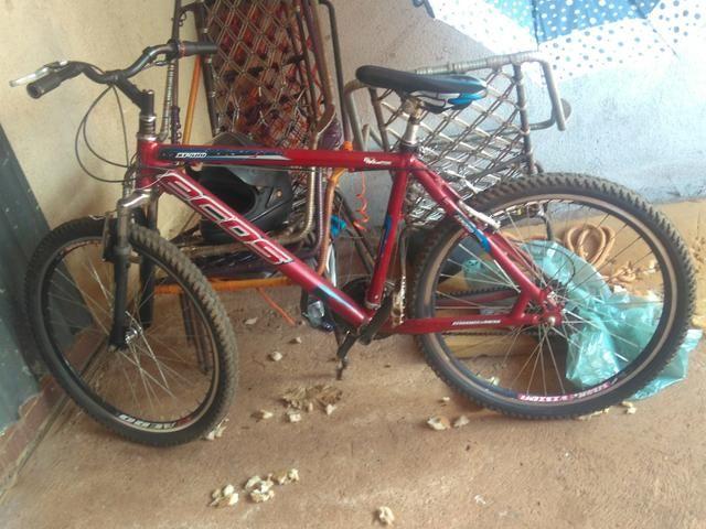 Bicicleta quadro de alumínio 26