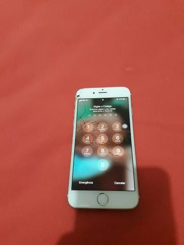 Vende iPhone 6 -16 gigas