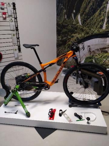 Mountain Bike Specialized Epic Comp Carbon WC