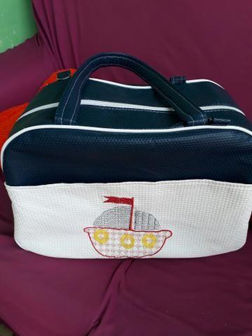Bolsa de bebê grande nova