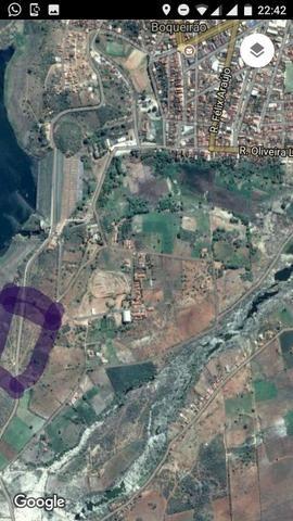 Vende se terreno perto do açude de Boqueirão pb