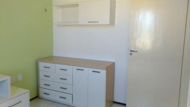 AP0229 - Apt. 85m², 3 quartos, 1 vaga, Cond. Natália Boulevard, Lagoa Seca, Juazeiro do N - Foto 12