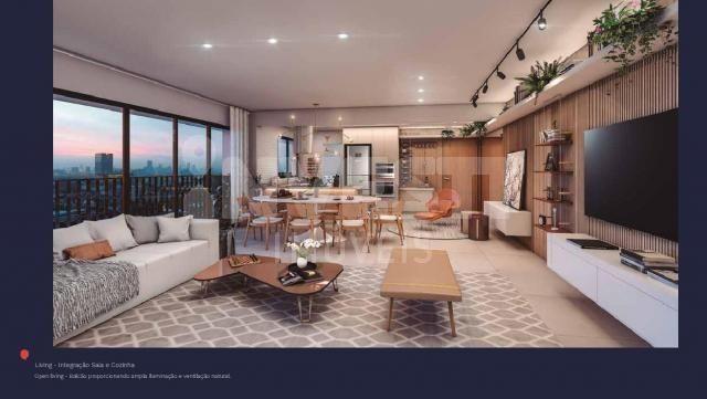 Apartamento à venda com 3 dormitórios em Setor marista, Goiânia cod:620888 - Foto 3