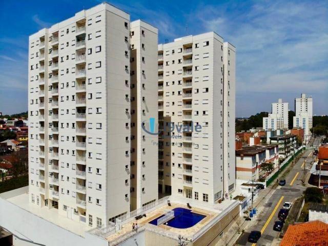 Apartamento com 2 dormitórios à venda, 63 m² por r$ 186.000 - jardim américa - são josé do