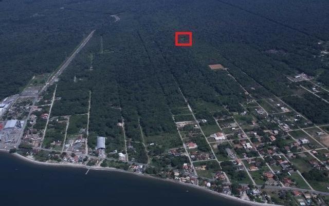 Terreno à venda, 288 m² por r$ 33.000 a vista ou parcelado, no bahamas i - itapoá/sc - Foto 3