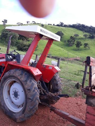 Trator massey 265