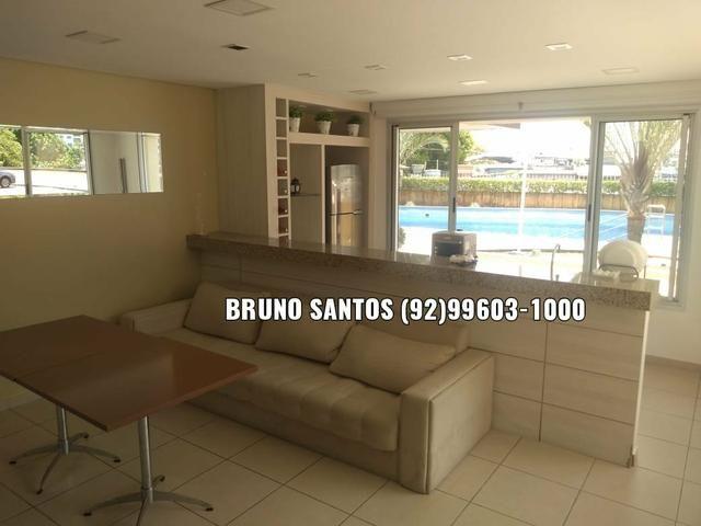 Family Morada do Sol / Aleixo. Pertinho do Adrianópolis. Apartamento com três quartos - Foto 13