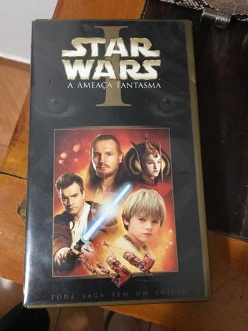 VHS Star Wars