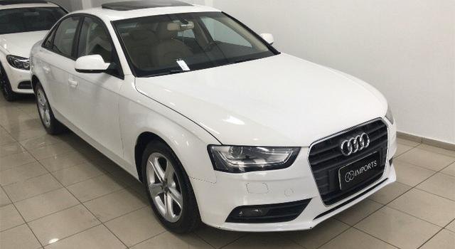 Audi A4 ambition 2014