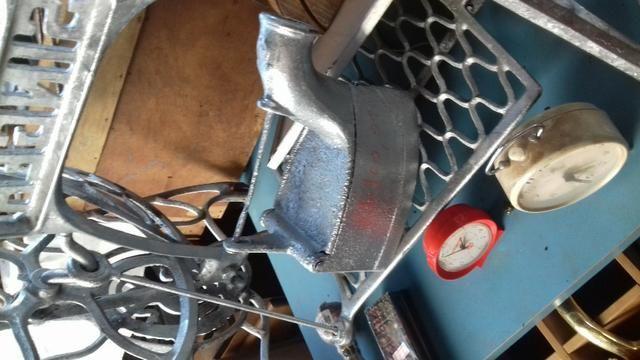 Panela de ferro, fundido, 31 litros - Foto 6