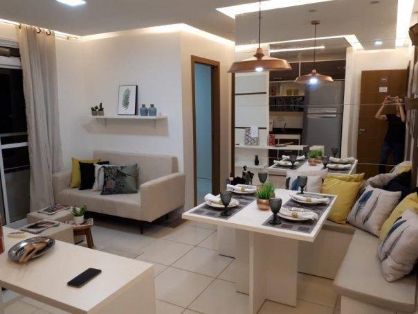 Apartamento - Green Park Residencie - 2 quartos sendo 1 suíte - Foto 8