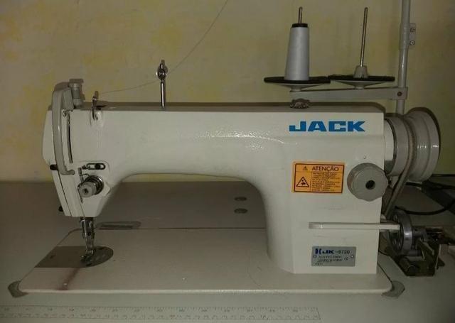 Máquina Reta de costura JK 8720