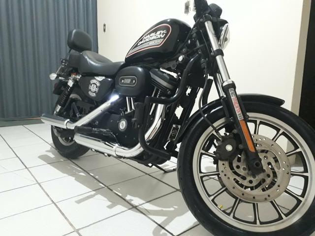Harley Davidson XL 883 R - 2013