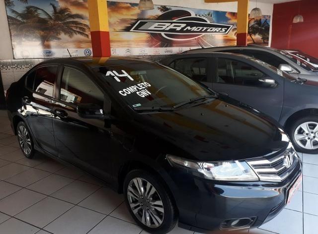 Honda City 2014/2014 LX Automático c/ GNV