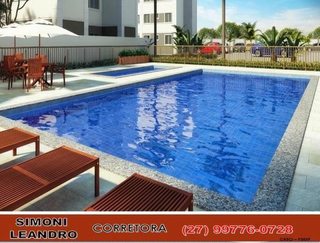 """SCL - 57P - """"Parque Ventura"""" Apartamento 2 Qtos em Balneário de Carapebus - Foto 8"""