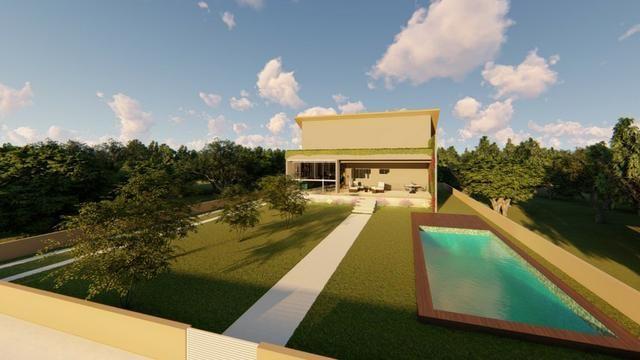 Parece irreal ! Casa nova no Mirante de Aldeia, 4 suites, 258 m2 , terr. 1.000 m2 - Foto 13