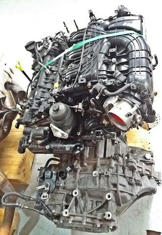 Motor Parcial A Base De Troca Hyundai New Azera 3.0v6 270 Cv - Foto 3