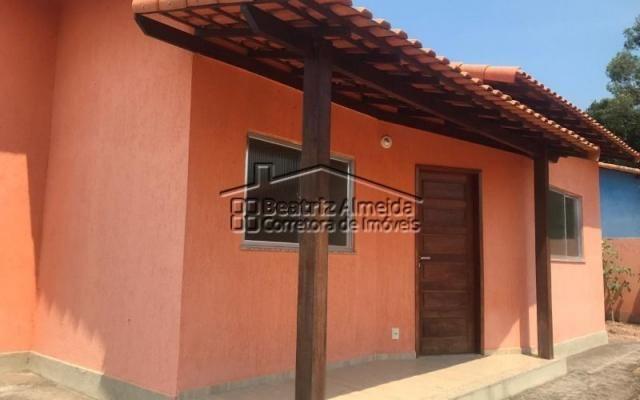 Casa de 3 quartos, no Rincão Mimoso - Itaipuaçu