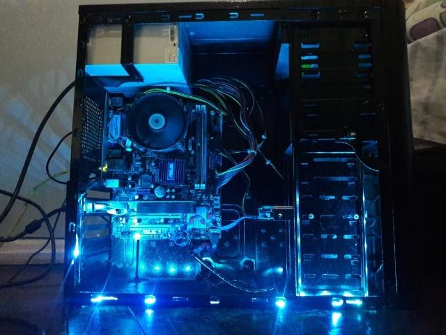 Pc Gamer Novinho, Roda Fortnite, Free Fire, Pubg Lite, League of legends,  Cs go e etc!!