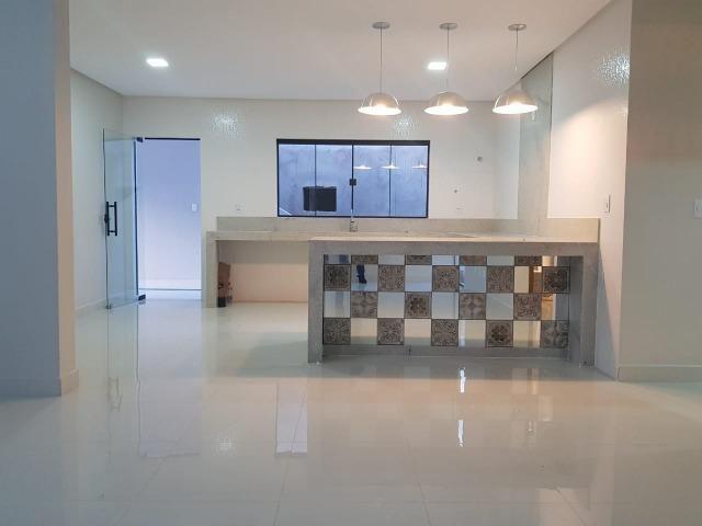 Casa Nova c/ 3 Suítes + Área de Lazer em Cond. Fechado na DF-425 - Sobradinho - Foto 11