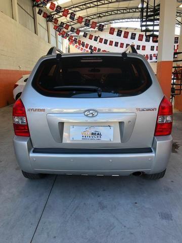 Tucson 2.0 Automatica 2008 Prata Muito Conservada Carro de Leilão - Foto 6