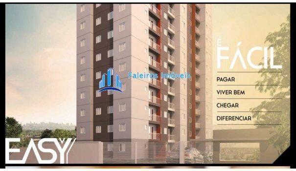 Apartamento 2 dormitórios com sacada e lazer - Apartamento em Lançamentos no bai...