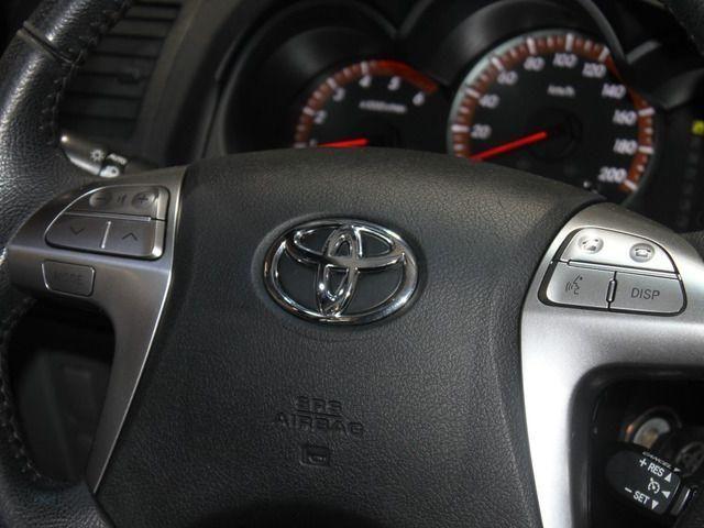 Hilux CD SRV D4-D 4x4 3.0 TDI Diesel Aut - Foto 10