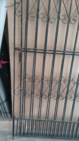 Portao de ferro reforçado usado - Foto 2