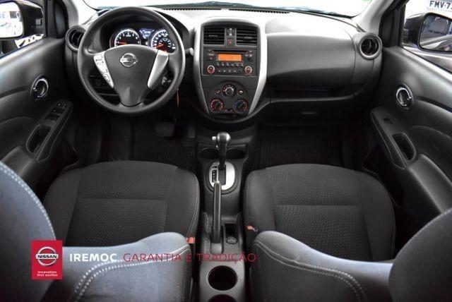 Nissan Versa Sv Automatico 1.6 18/19 - Foto 7