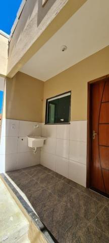 CASA COM 3 DORMITÓRIOS À VENDA,POR R$ 330.000,00 - PONTA NEGRA - MARICÁ/RJ - Foto 17