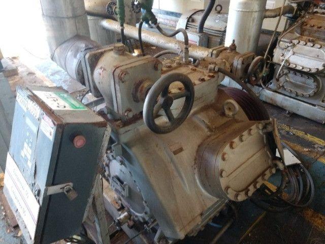 Compressor de Amônia Sabroe Smc106s - #6637 - Foto 4