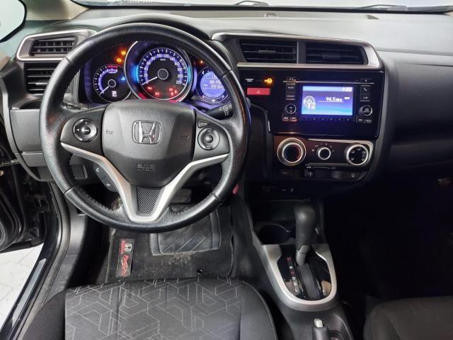 Honda Fit 1.5 16v EX CVT (Flex) - Foto 6