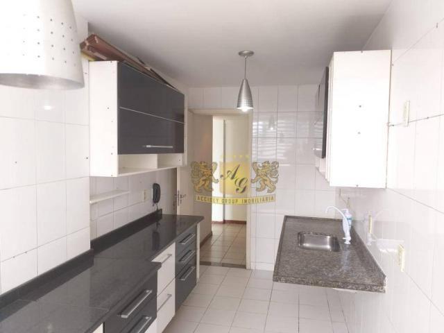 Apartamento com 2 dormitórios para alugar, 80 m² por R$ 1.500,00/mês - Santa Rosa - Niteró - Foto 13
