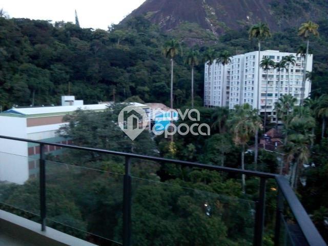 Apartamento à venda com 1 dormitórios em Cosme velho, Rio de janeiro cod:BO1AP47043 - Foto 2