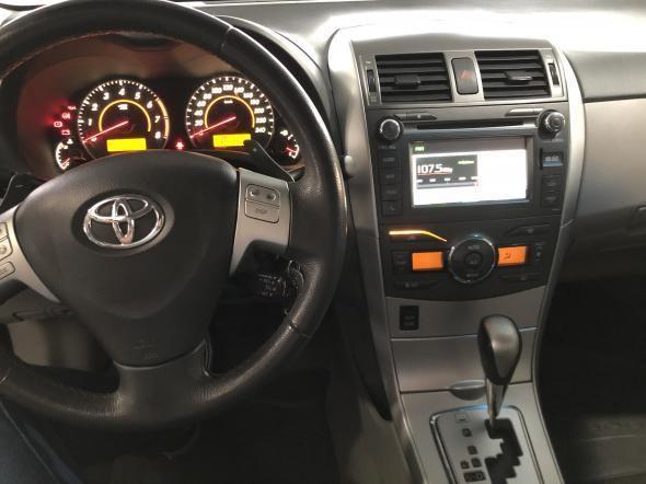 Toyota Corolla XEi 2.0 Flex 75000km Aut. 2014 - Foto 8