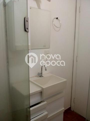Apartamento à venda com 1 dormitórios em Cosme velho, Rio de janeiro cod:BO1AP47043 - Foto 9