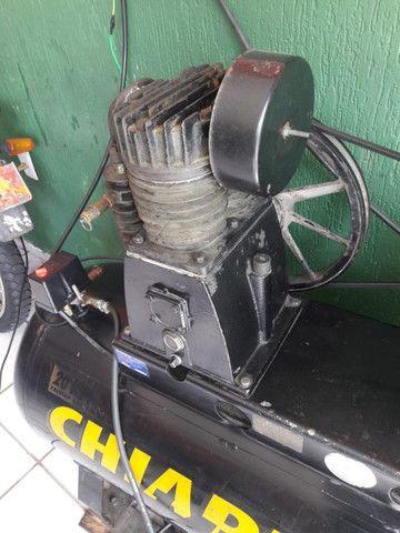 Compressor chaperine 20 pés - Foto 3