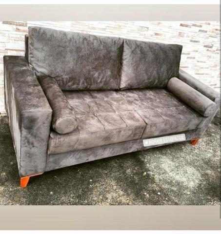 Sofa 3 lugares apartir de 499,00 - Foto 5