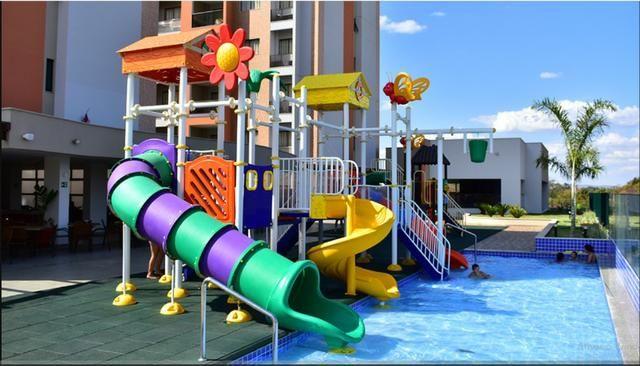 Aluguel flat 4 pessoas - alta vista resort - Foto 2