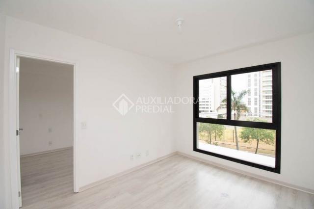 Apartamento para alugar com 1 dormitórios em Jardim do salso, Porto alegre cod:307116